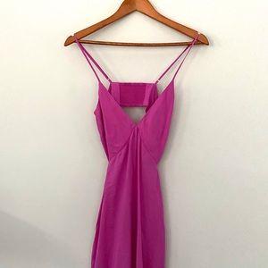 Forever 21 Magenta Party/Beach Dress ❕